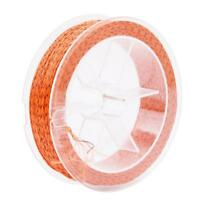 Multicolor Fly Fishing Backing Line Nylon Braided Fly Line DD