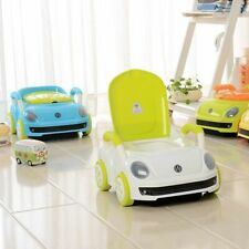 Toy for Potty Training Car Shape Baby Potty Training with Handrails Fun Potty