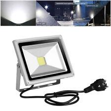 Projecteur LED 20W LED Lampe Eclairage blanc froid Spot Extérieur détecteur DHL