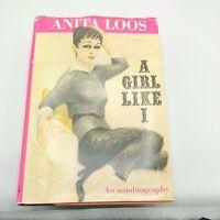 Loos, Anita A GIRL LIKE I  1st Edition 2nd Printing