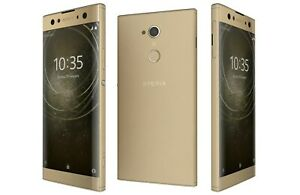 Sony Xperia XA2 Ultra 6 Inch 32GB 23MP 4G Android Mobile Phone - Gold