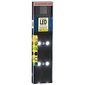 "Marineland Advanced  LED Strip Lights w/ TIMER 18""- 48"" 4 Models"