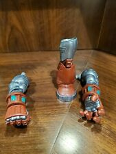 Marvel Legends CRIMSON DYNAMO BAF Parts Lot Right Arm Left Arm Left Leg