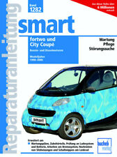 Smart fortwo + City Coupe 1998 - 2006 + Diesel Reparaturanleitung Wartung Buch
