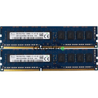 Hynix 16GB KIT 2X8GB HP Compaq Z Workstation Z1 Z210 CMT Z420 Z820 Memory Ram