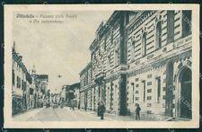 Padova Cittadella Scuole PIEGHINA cartolina QT1691