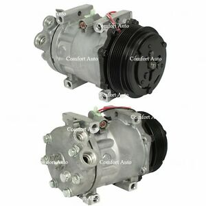 New A/C AC Compressor Fits: 2003 Ford F550 Super Duty V10 6.8L Engines ONLY