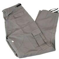 Men's Tru-Spec TRU PTS Cargo Tactical Pants Gray BDU XXL Long