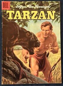 Tarzan #77  Feb 1956