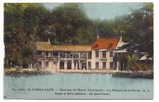 parc de versailles , hameau de marie antoinette , la maison de la reine -