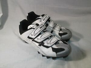 Pearl Izumi Cycling Shoes Select MTB 5770 Women Size US 10-10.5 EU 42.5 White