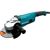 Makita 7 in. Trigger Switch 15 Amp Angle Grinder GA7021 New