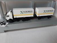 MB SK  Nr.1117   SCHENKER Eurocargo   BDF 7525 / 7526  exclusiv serie