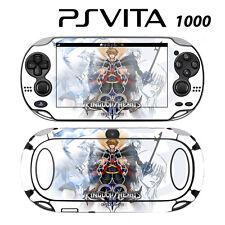 Sony PS Vita PSV 1000 Skin Decal Sticker Vinyl Wrap Kingdom Hearts 3