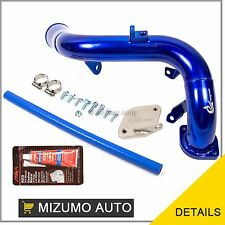 Fit EGR Delete Kit Chevy GM Duramax 06-04/2007 6.6 LBZ w/ High Flow Intake Tube