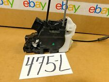 14 15 16 Hyundai Elantra FRONT PASSENGER Door Latch Power Lock #475-L