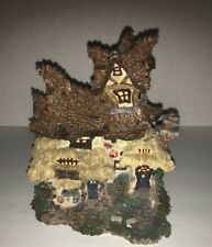 Boyd's Bears Bearly Built Villages Wee Bear Daycare Center Retired 2001 Box D2