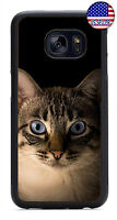 Paws Pet Kitty Cat Kitten Rubber Case For Samsung Galaxy S9 S8 Plus S7Edge S6 S5