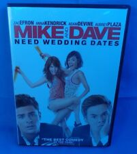 MIKE & DAVE, DVD, ZAC EFRON, (gr)