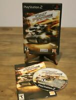 Fast & The Furious (Sony Playstation 2 ps2) Complete  CIB Tested