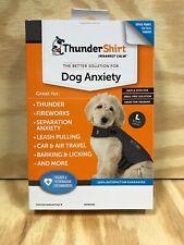New listing ThunderShirt for Dog Anxiety Nib Large 41-64 pounds Gray