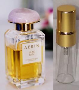 Aerin Lilac path eau de parfum sample large perfume is NOT included