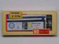 HO Train-Miniature 2015 MD Rhode Island Commemorative State Box Car Kit in Box