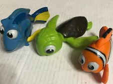 McDONALD'S Disney Pixar Finding Nemo Collectible HAPPY MEAL TOYS