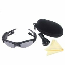 1x Smart Bluetooth Polarized Driving Sunglasses Sports Sunglasses With Earphone