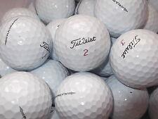 12 TITLEIST PRO V1 X    GREY ARROW MODEL GOLF LAKE BALLS PEARL :  GRADE A