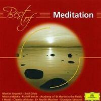 BEST OF MEDITATION  CD NEW!