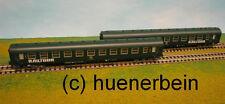 LS Models 72004 SNCB 2erSet 2. Kl. Personenwagen I5 Railtour dklgrün Ep4 Neu+OVP
