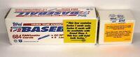 NEW/SEALED TOPPS 1995 MAJOR LEAGUE BASEBALL CARDS-SERIES 1 & 2