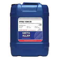 Super Universal Tractor Oil 15w-30 STOU SUTO Farm Oil 20 Litre 20L