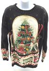 Ugly Christmas Sweater Heirloom Collectibles Sz M