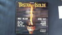 Wagner Tristan und Isolde London 6 LP set w/ libretto