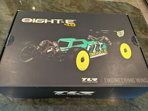 TLR - TEAM LOSI RACING 8IGHT-E 4.0 4WD Electric Buggy Kit (1/8 Scale) - NIB!!