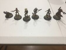 Malifaux - Guild: Ortegas + Additional Models (Metal OOP)