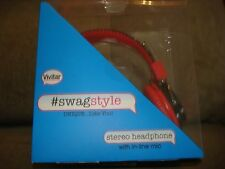 VIVITAR STEREO HEADPHONE WITH IN-LINE MIC SWHP-BA-SHOES