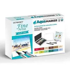 Letraset Aquamarker Gift Set - Fine Artist