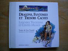 TRENDEL Dragons Fantomes Légendes et Contes d'Alsace