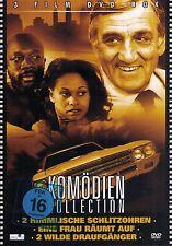 DVD NEU/OVP - Komödien Collection - 3 Filme - Eine Frau räumt auf u.a.