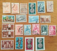lot N°101 - 21 timbres GRECE
