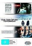 The Day The Earth Stood Still/The Day After Tomorrow/Independence Day.*R4*VGC*