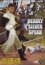 Deadly Silver Spear - Hong Kong Rare Kung Fu Martial Arts Action movie - New Dvd