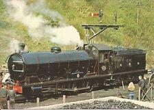 Dennis postcard No 28 engine locomotive North Eastern Class T2 0-8-0 No. 2238