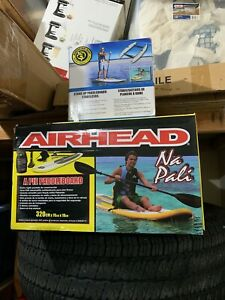 Airhead Na Pali Paddleboard with Vest & Stand-Up Stabilizer 320cm X 76cm X 10cm