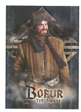 The Hobbit An Unexpected Journey Character Biography CB-14 Bofur The Dwarf