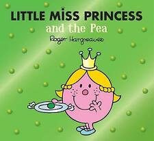 Little Miss Princess and the Pea by Roger Hargreaves  Paperback 2021
