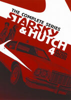 Starsky and Hutch: The Complete Series (16 Disc) DVD NEW